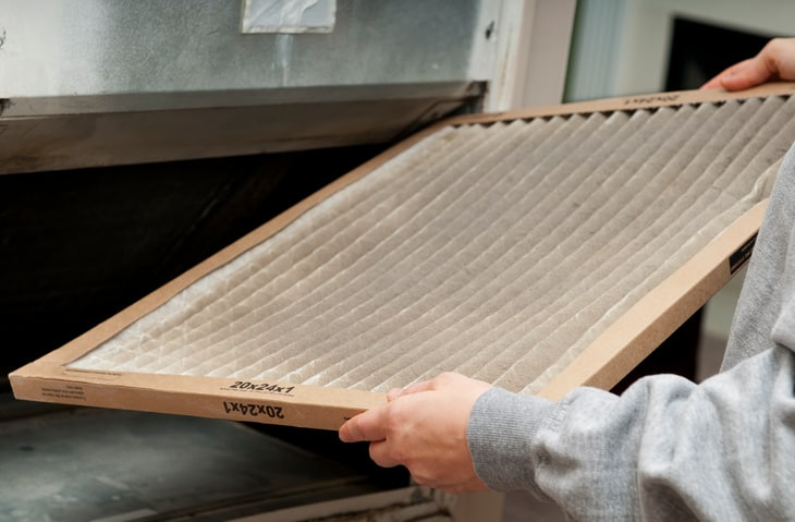 Replace Your Air Filters
