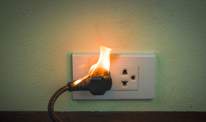 Prevent Electrical Fires