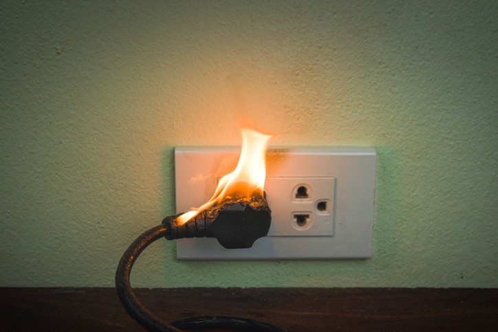 Prevent an Electrical Fire