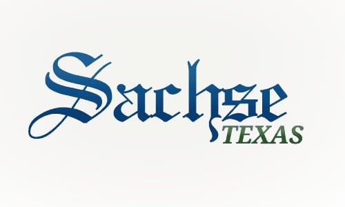 Sachse Texas Logo