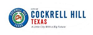 cockrell hill texas logo